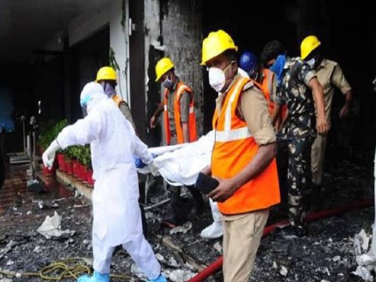 Vijayawada: Swarna Palace hotel & Dr Ramesh Hospital booked for ...