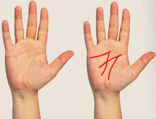 हथेलियों पर बने X और M के निशान क्या दर्शाते हैं? जानिए क्या है इसका मतलब -  Rochak Post   DailyHunt