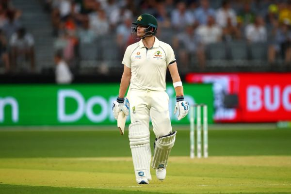 Watch 16 Year Old Surprises Steve Smith With Lethal Bouncer In Net Session Cricket Addictor English Dailyhunt