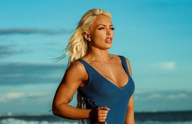 Photos: WWE Star Mandy Rose Says She's 'Built-In' For Bathing Suit ...