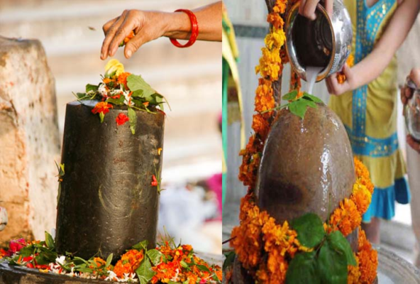 According to Shiv Puran, do the consecration of Shivling with these things,  every wish will be fulfilled - News Crab | DailyHunt