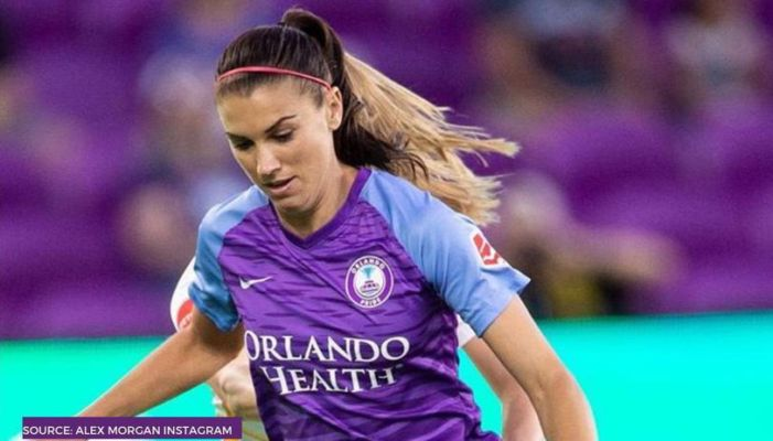Alex Morgan Set To Join Tottenham Will Become Fifth Uswnt Player To Play In England Republic Tv English Dailyhunt