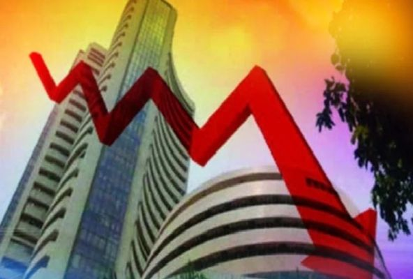 Sensex Nifty Today: Market closed at red mark today, Sensex below 46000,  Nifty fell 50 points - News Crab | DailyHunt