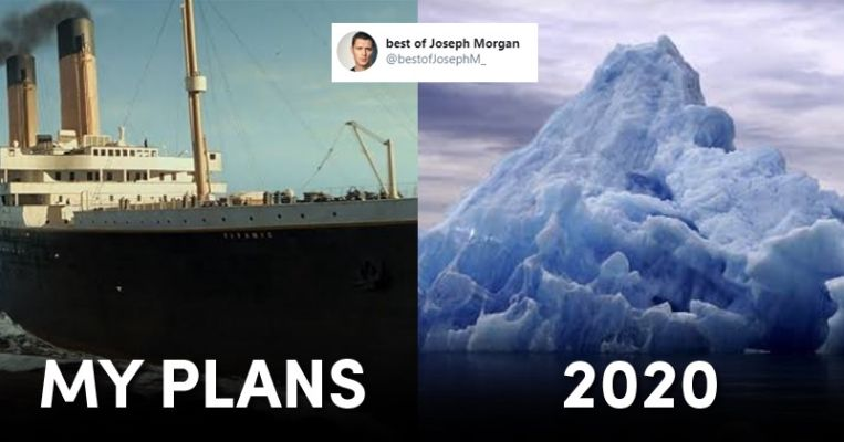 My Plans Vs 2020' Trended As Netizens Shared Memes On How Corona ...