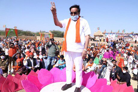 કેશુભાઈથી સી.આર. પાટીલ સુધી, જાણો અત્યાર સુધી કોને-કોને મળ્યો છે ગુજરાત પ્રદેશ પ્રમુખનો તાજ