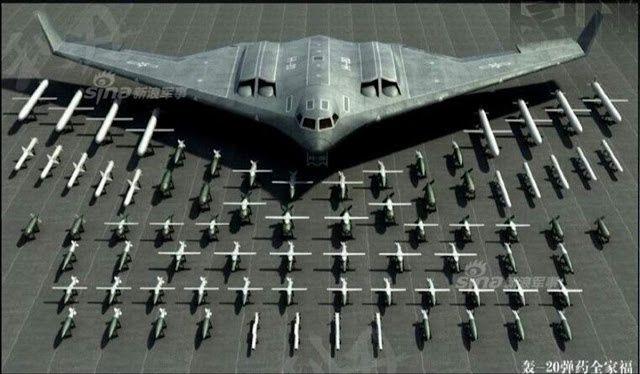 कितना खतरनाक है चीन का H-20 स्टील्थ बॉम्बर, जानकर उड़ जाएंगे होश - Happy  News Hindi | DailyHunt