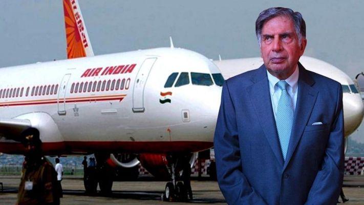 Air India ને TATA Group દ્વારા  ખરીદવામાં આવી રહી હોવાના સમાચાર વહેતાં થતા જાહેર ક્ષેત્રની બેન્કોના શેર્સમાં ઉછાળો આવ્યો