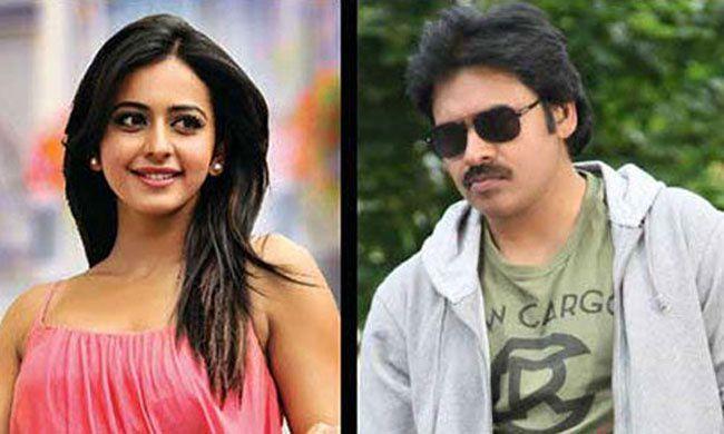 Will Rakul Romance Pawan Kalyan In Krrish's Film? - Tupaki English ...