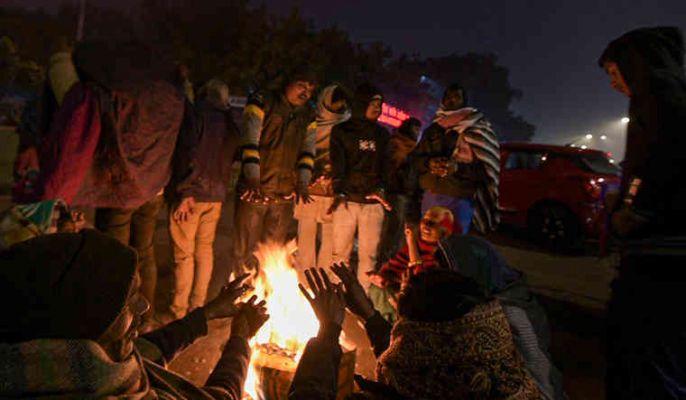 ગુજરાત સહિત દેશભરમાં ત્રણ દિવસ કાતિલ ઠંડી પડશે