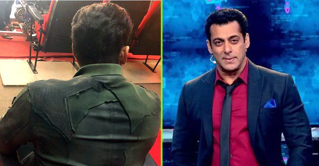 Salman Khan S Candid Scenes From The Sets Of Bigg Boss 14 Laughingcolours English Dailyhunt