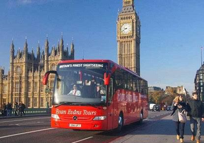 Bus to London': Through this bus you can reach London from Delhi in 70  days, that too by road - Live Uttarpradesh English | DailyHunt