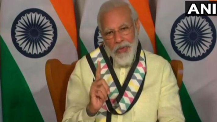 નિવેદન / PM મોદીએ કોરોના વેક્સીનને લઈને કહ્યું, ભારતમાં વેક્સીન આવશે ત્યારે…