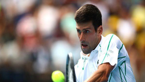 Us Open Novak Djokovic Disqualified After Hitting Official With Ball Since Independence Dailyhunt