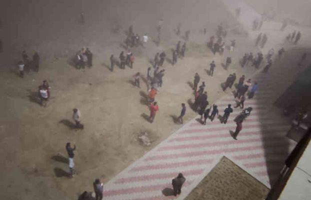 અમૃતસરમાં 6.1ની તીવ્રતાનો ભૂકંપ, સમગ્ર ઉત્તર ભારત ધ્રુજી ઊઠયું