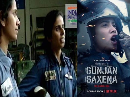 Gunjan Saxena Was Not The Only Female Pilot Who Participated In The Kargil War Ampinity News Dailyhunt