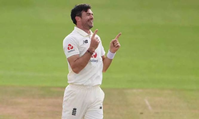 You're the GOAT': Indian cricket fraternity hails James Anderson - Thehansindia   DailyHunt