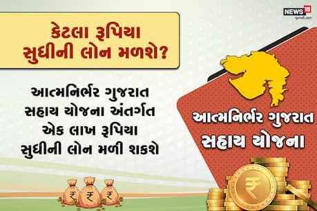 Atmanirbhar Gujarat Sahay Yojana forms Distribution of started