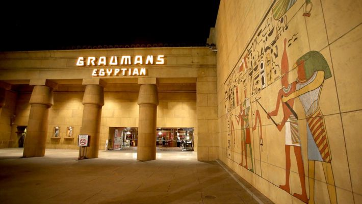 Netflix Seals the Deal on Hollywood's Egyptian Theatre - Techquila ...