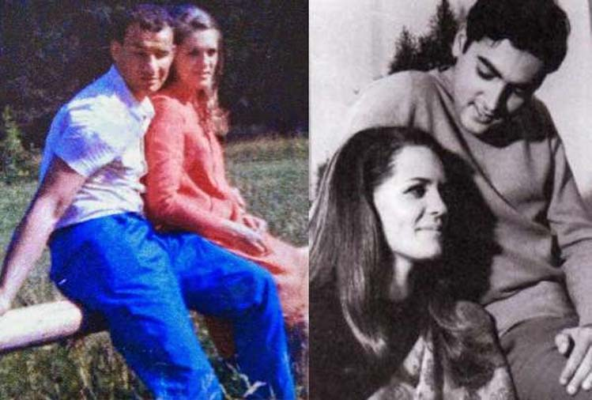 Sonia Gandhi's first love was not Rajiv but this football player ...