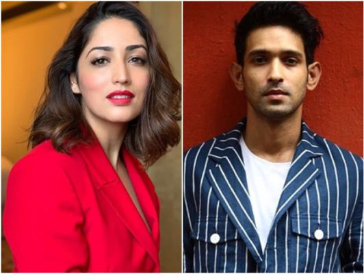 Vikrant Massey And Yami Gautam Starrer Ginny Weds Sunny To Release On October 9 On Netflix Yami Unveils Dance Number Lol From The Film Gyanhigyan English Dailyhunt