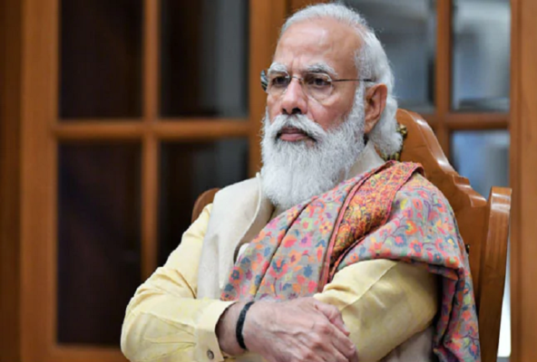 After all, why PM Modi is keeping this long beard and hair? - News Crab |  DailyHunt