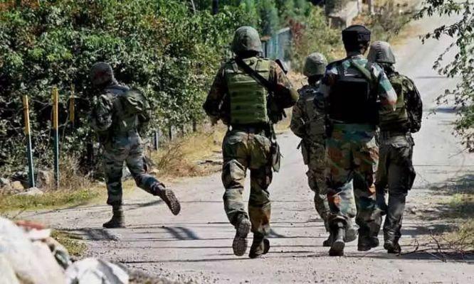 8 terrorists killed in kashmir