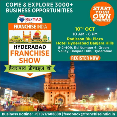 Hyderabad Franchise Show: Connecting Franchisees and Franchisors for The Better Future