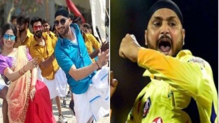Spinner Harbhajan Singh's new innings, teaser of 'FriendShip' movie released, wife said.
