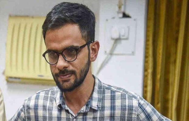 દિલ્હી હિંસા કેસમાં ઉમર ખાલિદને 10 દિવસનાં પોલીસ રિમાન્ડ