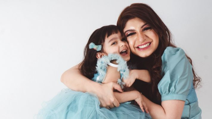 Mom influencer SURBHI WALIA inspiring people by visual storytelling