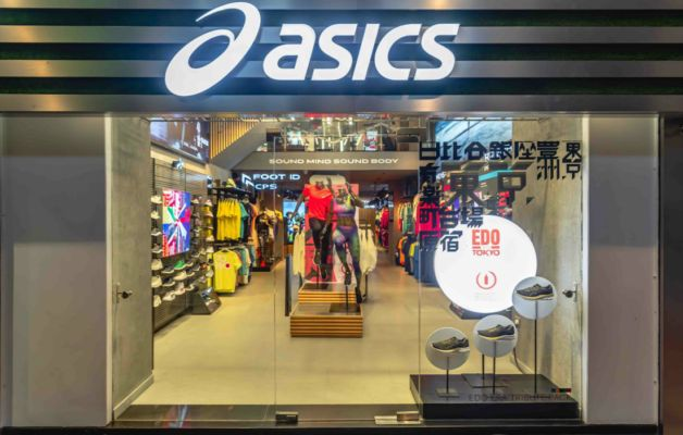 ASICS Opens its Biggest Retail Store in