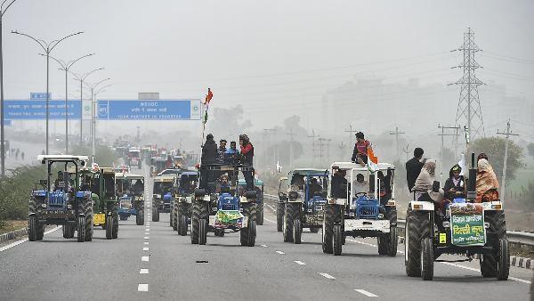 अभी-अभीः किसान ट्रैक्टर रैली पर सुप्रीम कोर्ट का बड़ा फैसला, दे दिया ये आदेश...